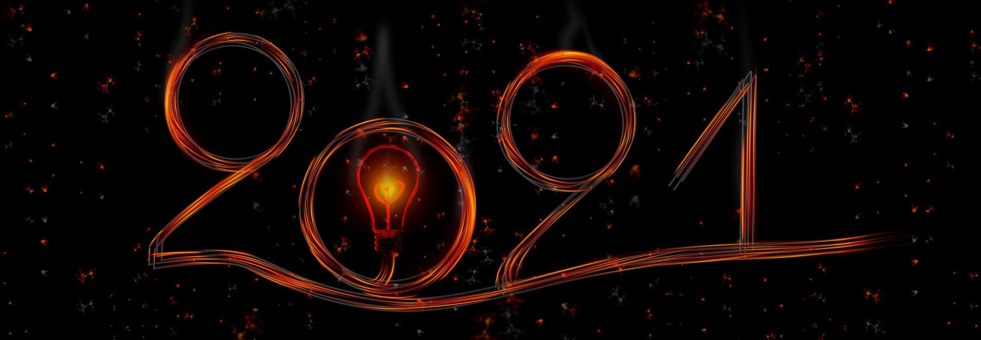 Wilkommen in 2021!
